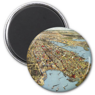 Sydney 1888 magnet