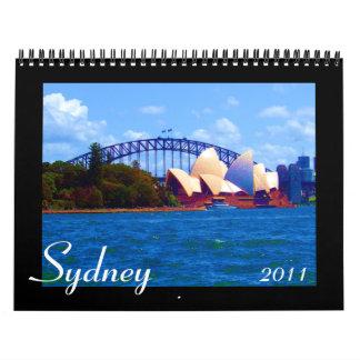 sydney 2011 18 month calendar