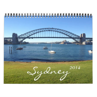 sydney 2014 calendar