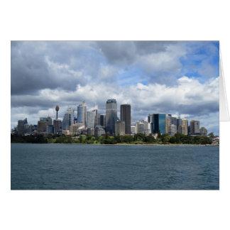 Sydney, Australia Card