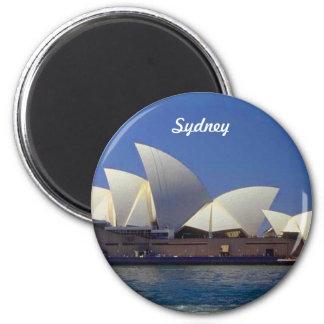 Sydney Australia Opera House Travel Magnet
