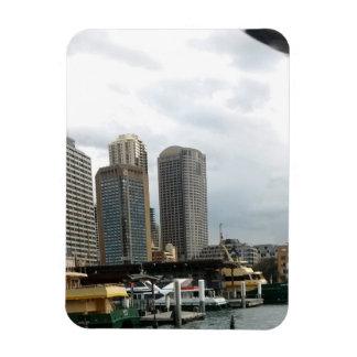 Sydney Australia Pier Magnet
