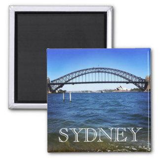 sydney coathanger magnet