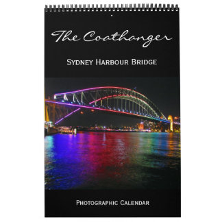 sydney coathanger photography calendars