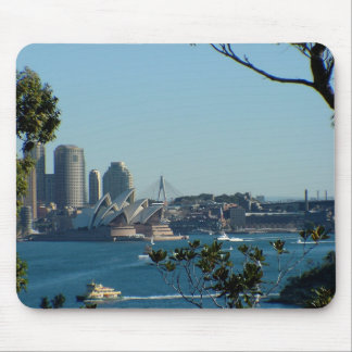 Sydney from the Sydney Zoo Mousepad
