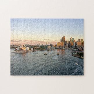 Sydney Harbor - Australia Puzzle