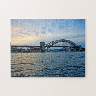 Sydney Harbor Bridge Puzzle