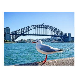 Sydney Harbor Bridge - Sydney, Australia Postcard