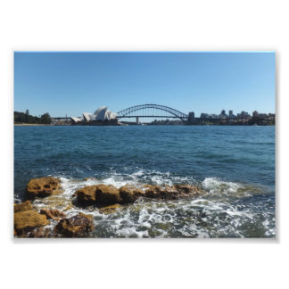 Sydney Harbor Photographic Print