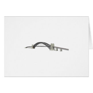 Sydney Harbour Bridge: 3D Model: Card