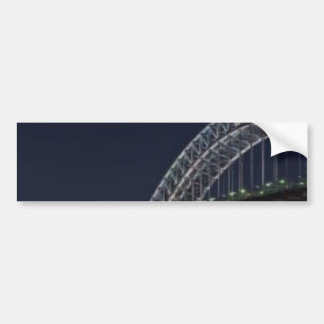 Sydney Harbour Bridge Austrailia Bumper Stickers