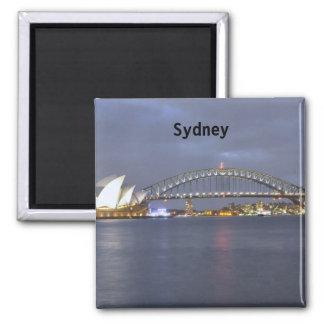 Sydney Harbour Bridge Australia Magnet