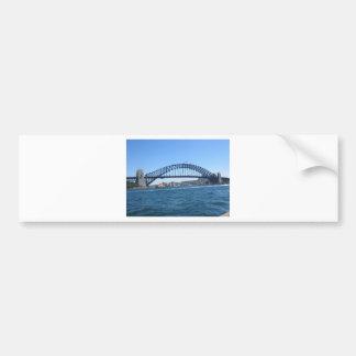 Sydney Harbour Bridge Bumper Stickers