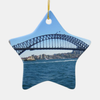 Sydney Harbour Bridge Ceramic Ornament