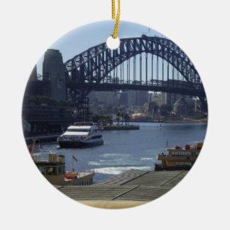 Sydney Harbour Bridge Ceramic Ornament