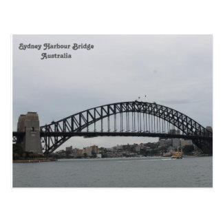 Sydney Harbour Bridge, New South Wales, Australia Postcard