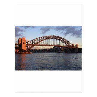 Sydney Harbour Bridge Postcard