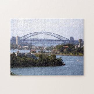 Sydney Harbour Bridge Puzzle