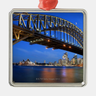 Sydney Harbour Bridge, Sydney Opera House and Metal Ornament