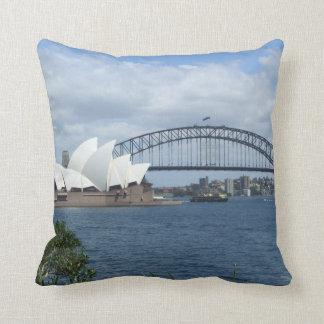Sydney Harbour Cushion