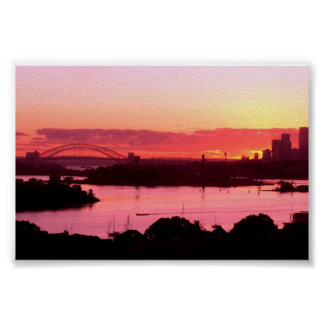 Sydney Morning Poster