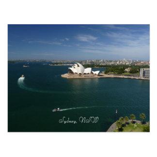 Sydney, NSW Postcard