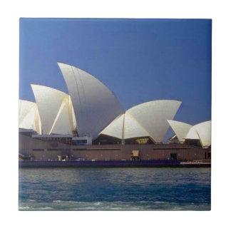 Sydney Opera House Australia Tile
