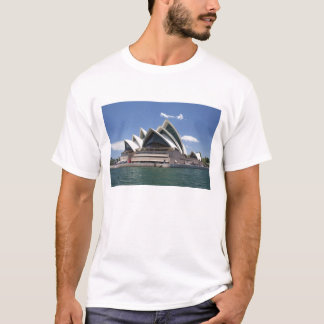 Sydney Opera House exterior, Sydney, New South T-Shirt