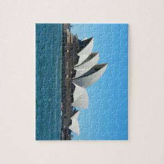 Sydney Opera House Jigsaw Puzzle