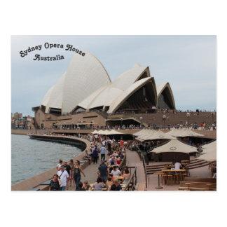 Sydney Opera House, New South Wales, Australia (B) Postcard