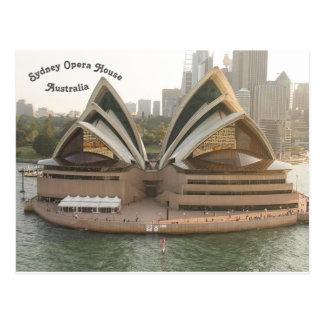 Sydney Opera House, New South Wales, Australia Postcard