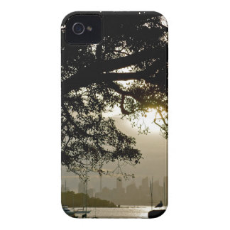 Sydney Skyline scenic view iPhone 4 Cover