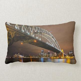 """Sydney Throw Pillow, Lumbar Pillow 13"""" x 21"""""""