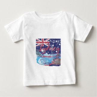 sydney vintage australia baby T-Shirt
