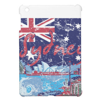 sydney vintage australia cover for the iPad mini