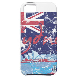 sydney vintage australia iPhone 5 case