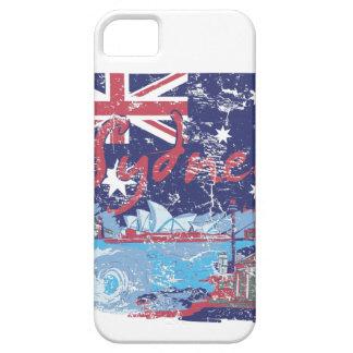 sydney vintage australia iPhone 5 cover