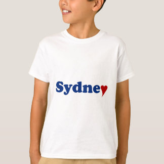 Sydney with Heart T-Shirt