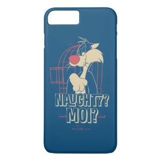 SYLVESTER™- Naughty? Moi? Case-Mate iPhone Case