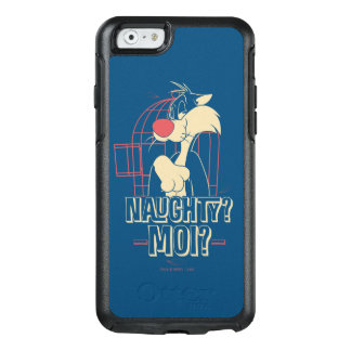 SYLVESTER™- Naughty? Moi? OtterBox iPhone 6/6s Case