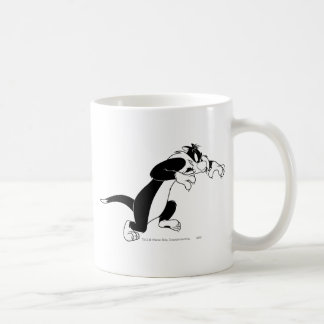 SYLVESTER™ Prowling Classic White Coffee Mug