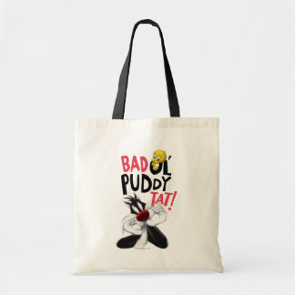 SYLVESTER™ & TWEETY™- Bad Ol' Puddy Tat Tote Bag