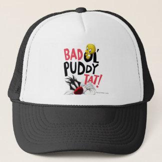 SYLVESTER™ & TWEETY™- Bad Ol' Puddy Tat Trucker Hat