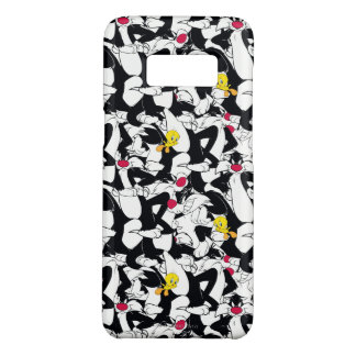 SYLVESTER™ & TWEETY™ Pattern Case-Mate Samsung Galaxy S8 Case