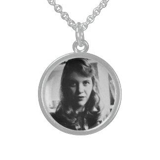 Sylvia Plath Necklace