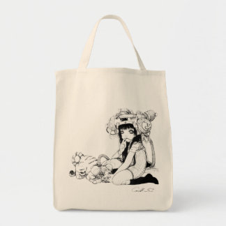Symbiotic Friends Grocery Tote