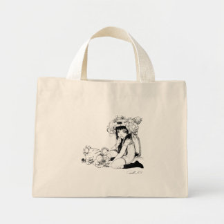 Symbiotic Friends Tiny Tote