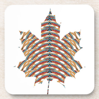 SYMBOL ART Canadian MapleLeaf LOWPRICE STORE Beverage Coasters