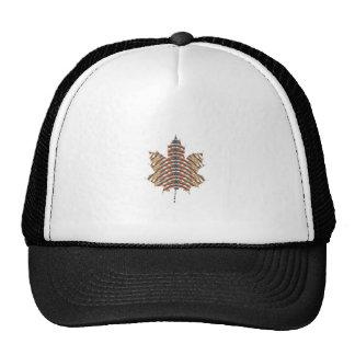 SYMBOL ART:  Canadian MapleLeaf   LOWPRICE STORE Trucker Hats