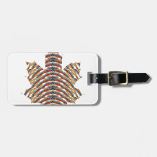 SYMBOL ART Canadian MapleLeaf LOWPRICE STORE Luggage Tag